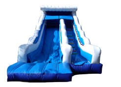 Blue Wave juego inflable
