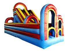 Combo Maze juego inflable