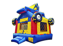 Monster Truck juego inflable