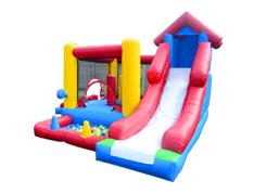 Mini Castillo juego inflable