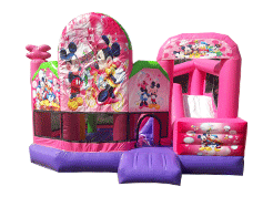 Minnie Mouse Slide juego inflable