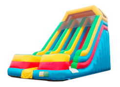 Doble Diversion juego inflable