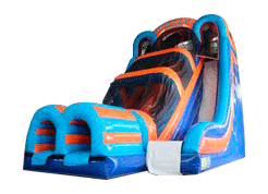 Vertical Slide juego inflable