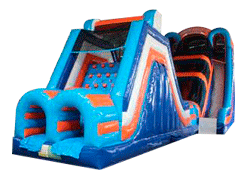 Vertical Xtreme juego inflable