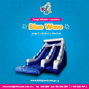 Blue Wave Juego Acuático Perú