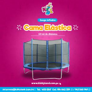 Cama elastica Juego Inflable Peru